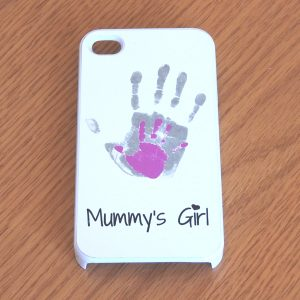 TLK Handprint 'Overlay' Phone Case