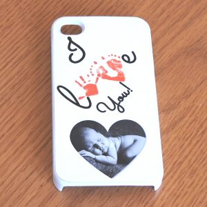 TLK I Love You Phone Case