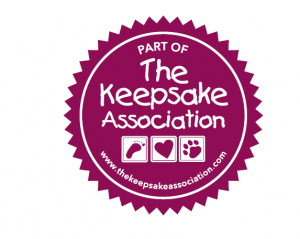 Keepsake Association Emblem