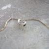 Handprint Charm Bead Pandora Compatible