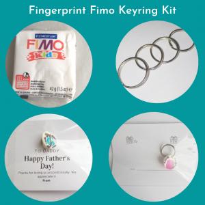 fimo fingerprint keyring