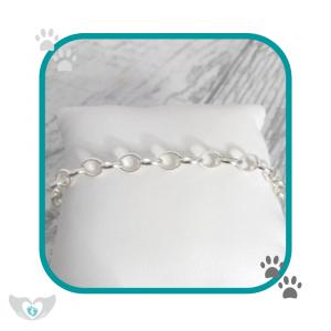 sterling silver belcher bracelet