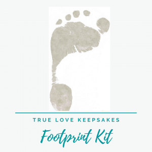 inkless footprint kit for babies and adults capture their actual footprint using safe inkless wipe and special paper