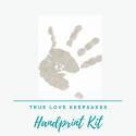 Inkless Baby Handprint Kit